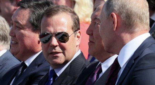 """Путиннің сөздерінен кейін """"Бәйтерек"""" атауы өзгереді"""